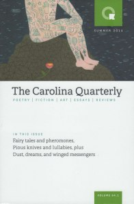 carolina-quarterly-summer-2014
